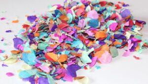duurzame confetti
