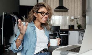 Hoe bevorder je de online interactie?